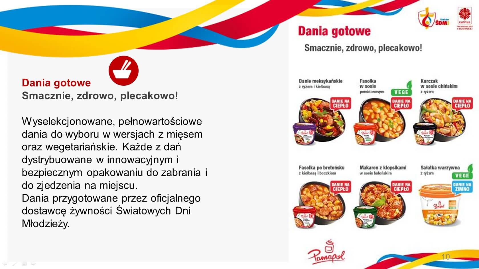 Strefy gastronomiczne ŚDM 2016 (10)
