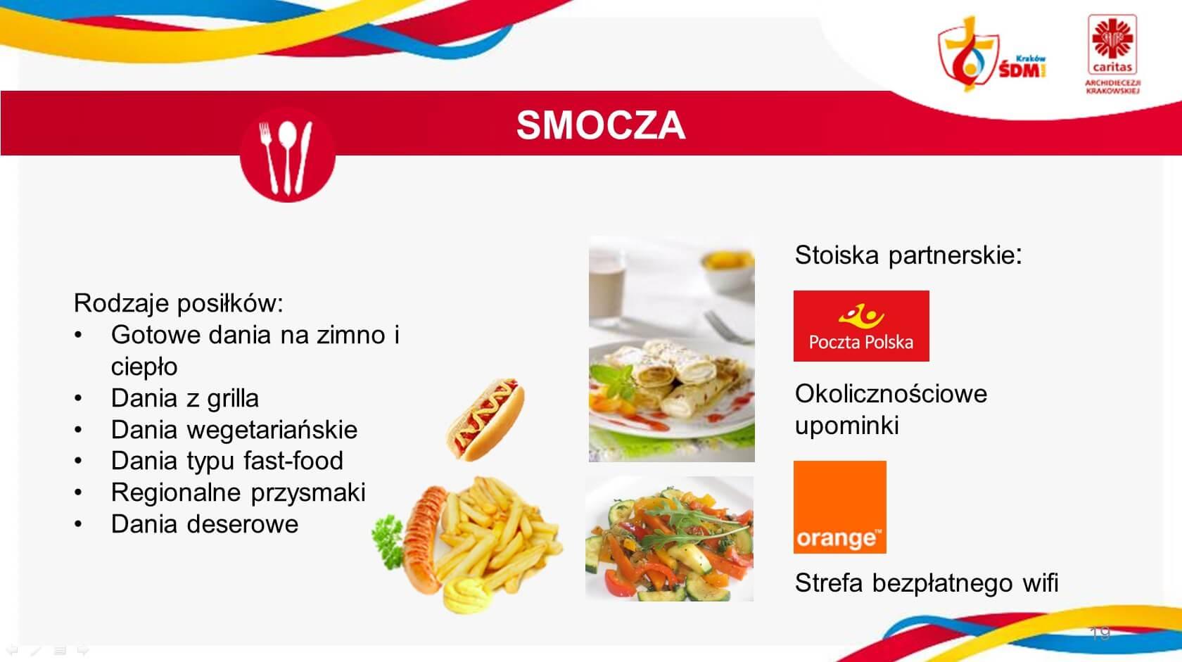 Strefy gastronomiczne ŚDM 2016 (19)