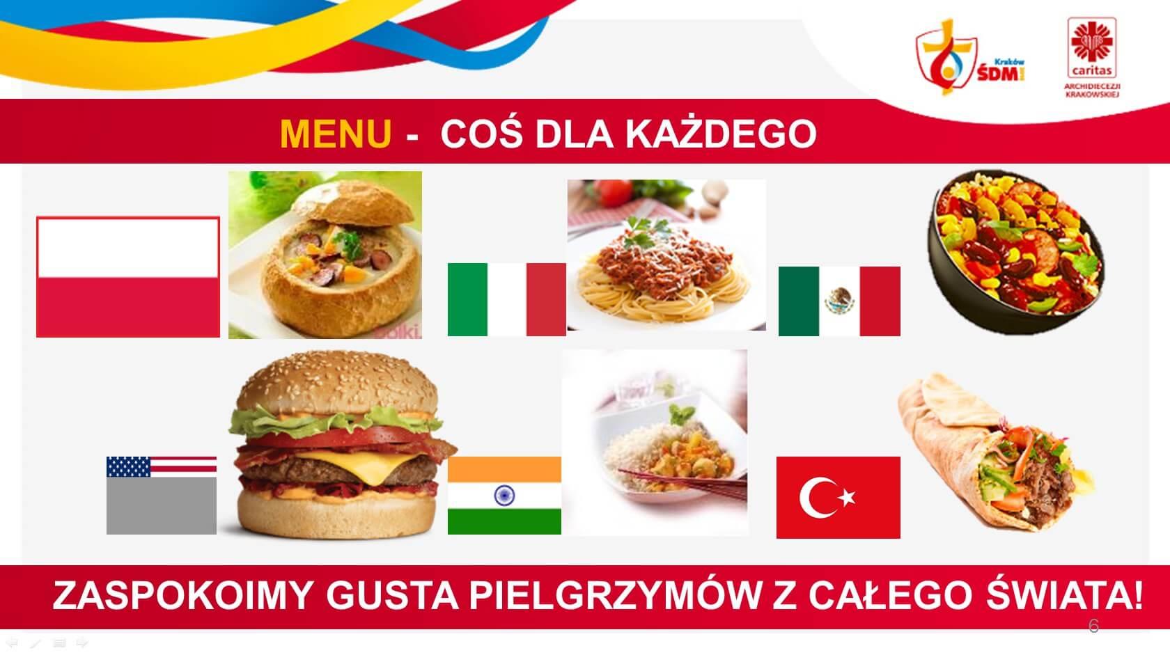 Strefy gastronomiczne ŚDM 2016 (6)