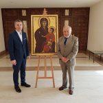 Spotkanie z Marcello Bedeschim w Watykanie