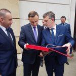 Artur Kozioł u prezydenta Andrzeja Dudy w Dniu Samorządu Terytorialnego