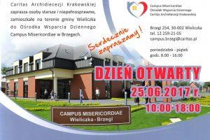 Ośrodek Wsparcia Dziennego w Brzegach