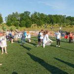 Solne Uwielbienie w Boże Ciało na Małopolskiej Arenie Lekkoatletycznej