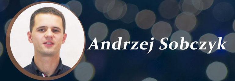 Andrzej Sobczyk na rocznicy ŚDM 2016 w Campus Misericordiae Brzegi