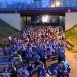 1. Rocznica Światowych Dni Młodzieży 2016 na Campus Misericordiae Wieliczka-Brzegi