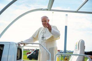 5. rocznica wyboru papieża Franciszka na Stolicę Piotrową