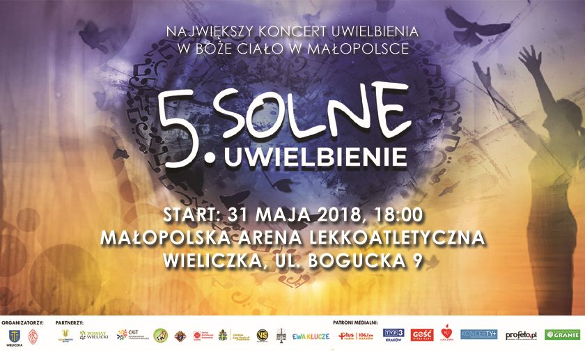 5. Koncert Solnego Uwielbienia w Wieliczce
