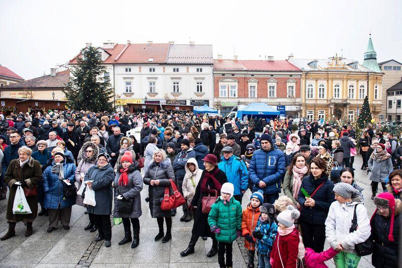 Wigilia dla mieszkańców miasta Wieliczka