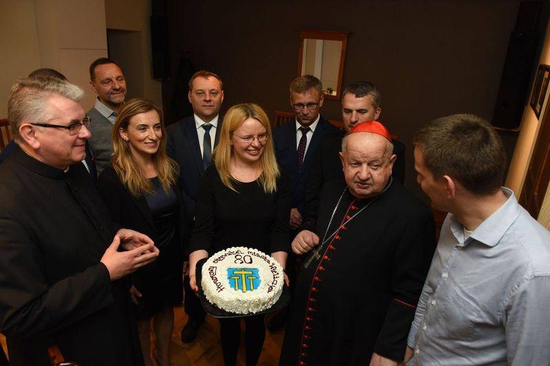Jubileusz 80 lecia Kardynała Stanisława Dziwisza