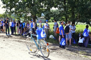 Wolontariusze ŚDM przybyli na Campus Misericordiae (10)