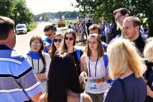 Wolontariusze ŚDM przybyli na Campus Misericordiae (13)