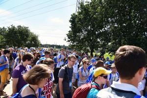 Wolontariusze ŚDM przybyli na Campus Misericordiae (17)