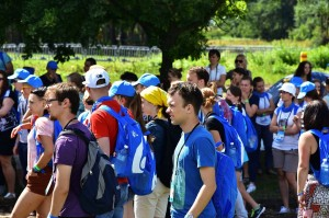 Wolontariusze ŚDM przybyli na Campus Misericordiae (21)