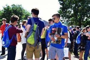 Wolontariusze ŚDM przybyli na Campus Misericordiae (22)