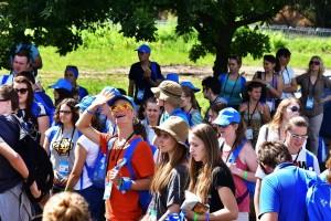 Wolontariusze ŚDM przybyli na Campus Misericordiae (24)