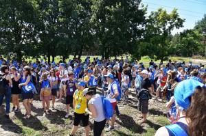 Wolontariusze ŚDM przybyli na Campus Misericordiae (27)