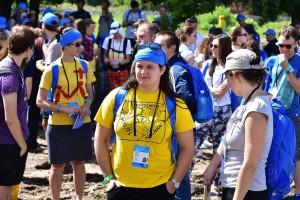 Wolontariusze ŚDM przybyli na Campus Misericordiae (28)