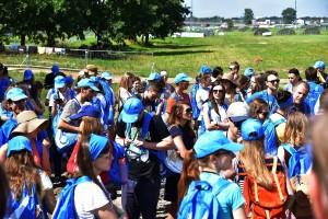 Wolontariusze ŚDM przybyli na Campus Misericordiae (29)