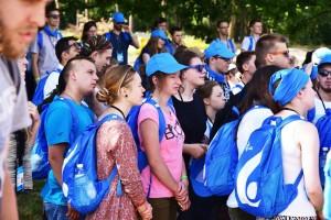 Wolontariusze ŚDM przybyli na Campus Misericordiae (31)