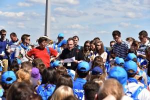Wolontariusze ŚDM przybyli na Campus Misericordiae (32)