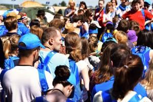 Wolontariusze ŚDM przybyli na Campus Misericordiae (33)