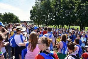 Wolontariusze ŚDM przybyli na Campus Misericordiae (36)