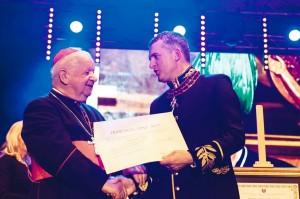 Miasto i Gmina Wieliczka - Kardynał Stanisław Dziwisz 75